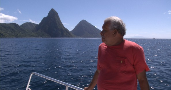 Poetry is an Island: Derek Walcott