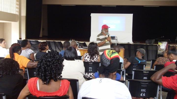 Film workshop for Tobago-based filmmakers