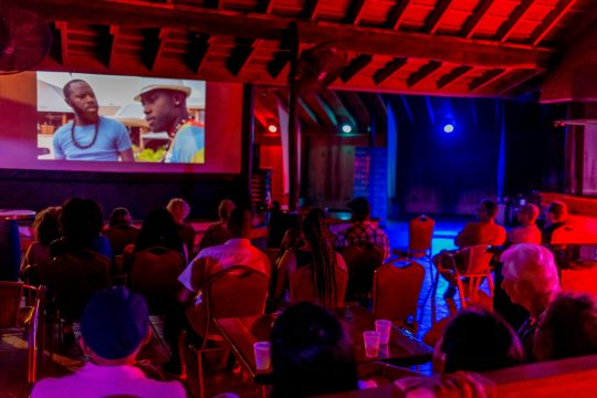 ttff/17 Tobago Jazz Film Festival Screening