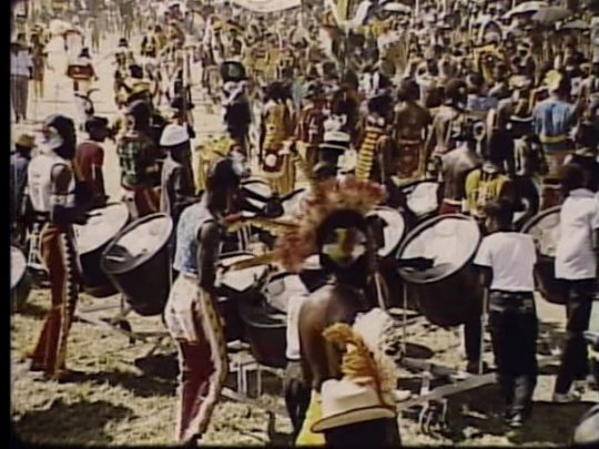 Never-before-seen vintage calypso and pan footage at Carnival Film Series