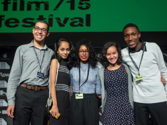 TT Film Festival Seeks Applicants to Serve on 2016 Youth Jury