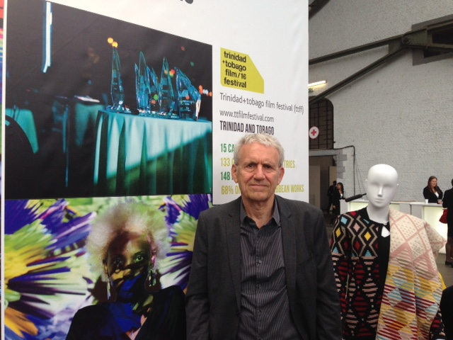 Image Caption: Bruce Paddington, Founder and Director of the TTFF at the ACP booth in Brussels.—Click to read this article.