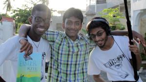Kwesi Archer, Haresh Bhagwan, Teriq Mohammed