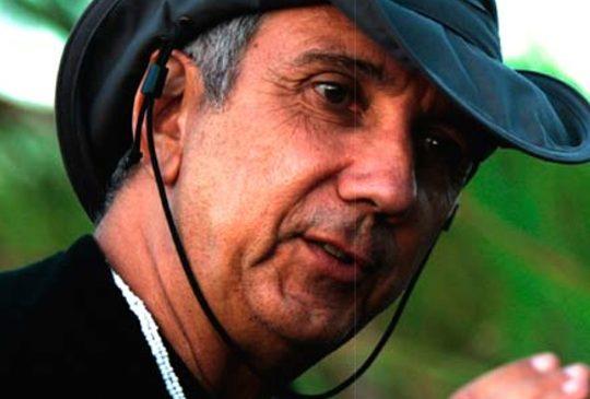 Director João Daniel Tikhomiroff