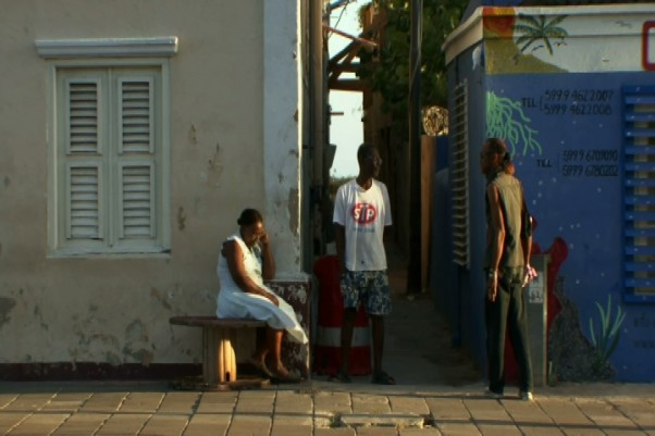 Faces of a City: Willemstad, Curacao