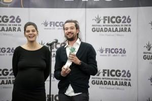 Laura Guzmán, Israel Cárdenas