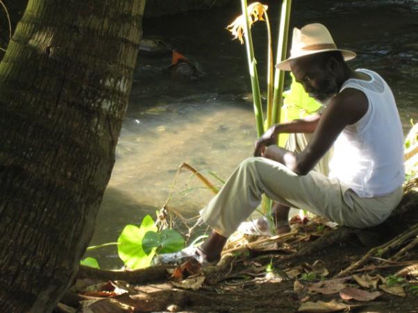 La Femme Qui Passe (The Mango Lady)