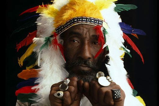 "The Upsetter: The life and music of Lee ""Scratch"" Perry"