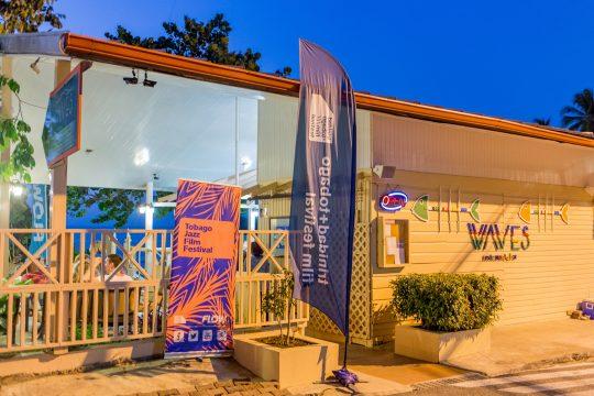 ttff/17 Tobago Jazz Film Festival Screening at Waves