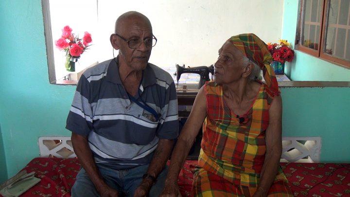 Sèptant Lanné Ansanm – Seventy Years Together