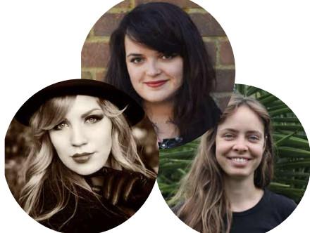 Molly Harding, Miranda Everingham, Alexandra Nagy
