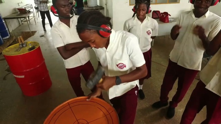 From Steelpan, the National Instrument to Steelpan, the Industry