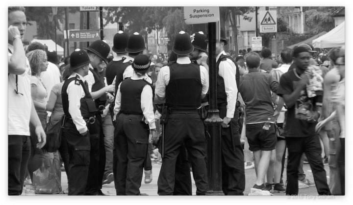 Arts of Conflict: The Discourse of Notting Hill