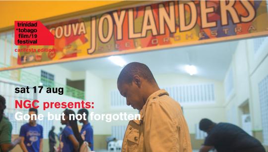Ray Funk at Couva Joylanders Panyard + APA