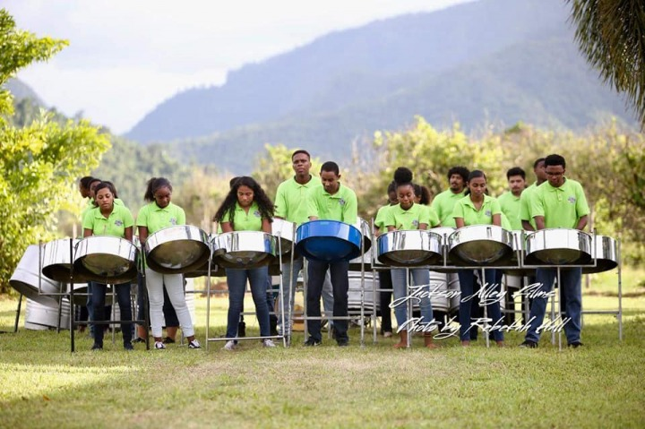 Their Story: Panerrifix Steelband