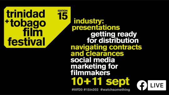 ttff/20 Presentations: 'Social Media Marketing', 'Navigating Contracts & Clearances', and 'Getting Ready for Distribution'
