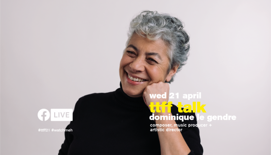 get to know composer Dominique Le Gendre