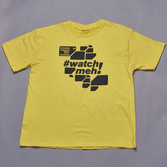 ttff/21 Tshirt (Yellow/Male)