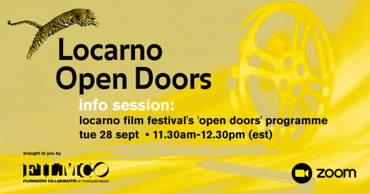 infosession: introducing locarno film festival's 'open doors' programme